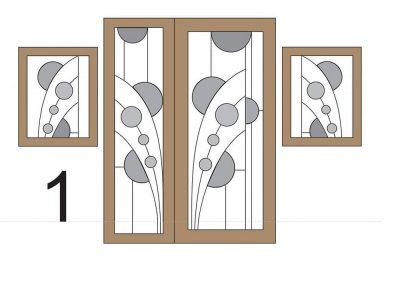 дизайн стъкла 1