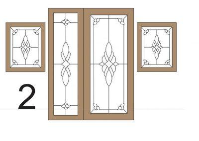 дизайн стъкла 2