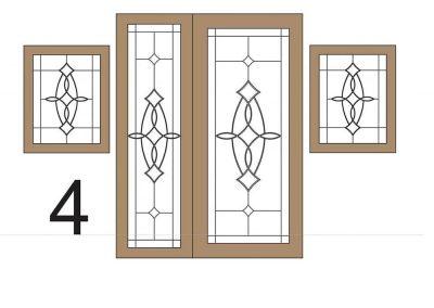 дизайн стъкла 3