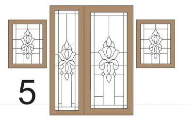 дизайн стъкла 4