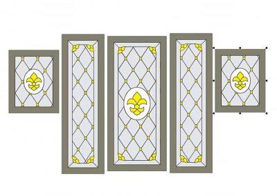дизайн стъкла 7